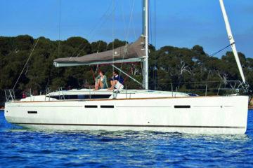Alquiler Velero Sun Odyssey 449 en Ibiza