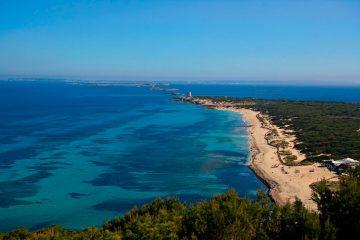 Playa de Es Cavallet Ibiza